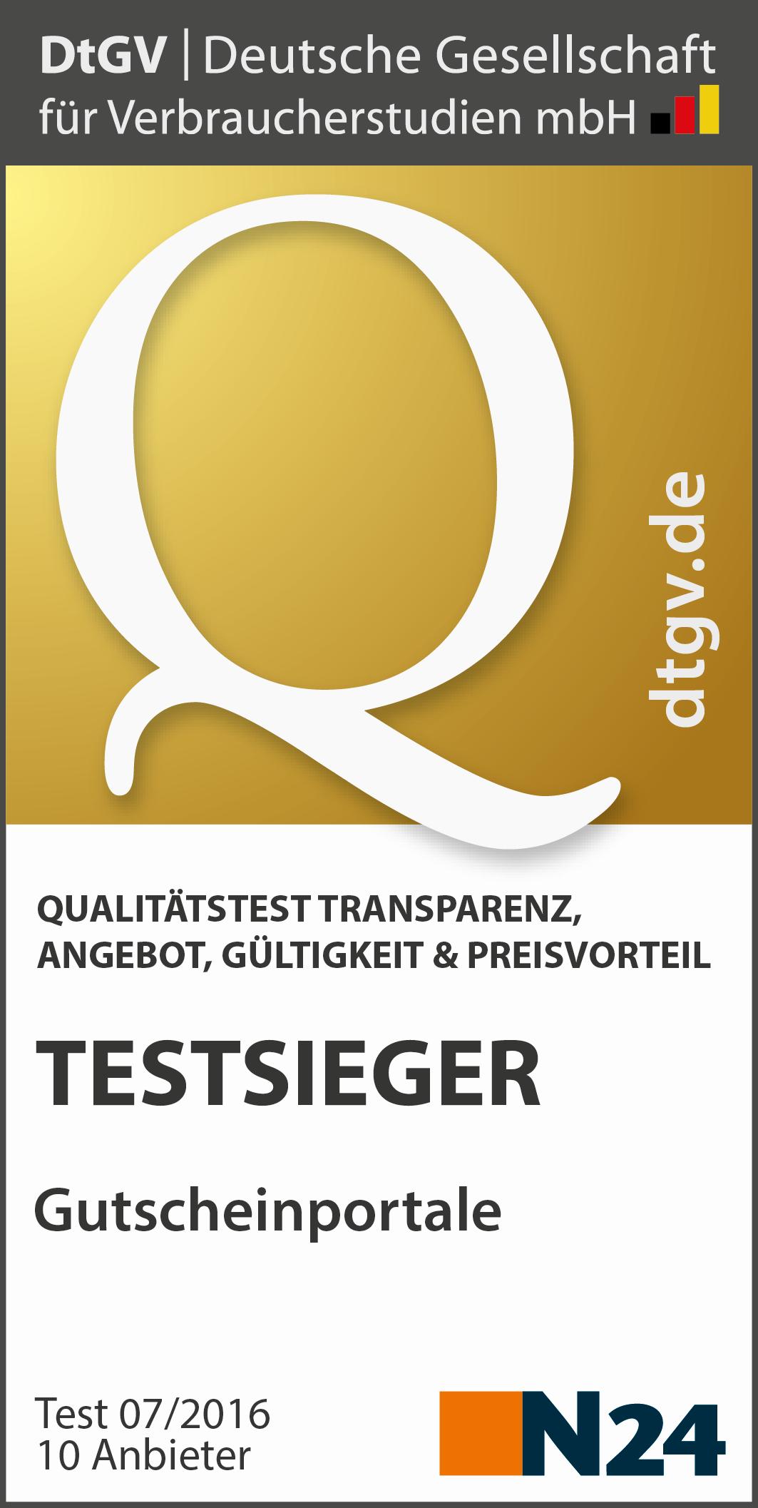 Gutscheinportale Transparenz Angebot Gültigkeit Und Preise Dtgv