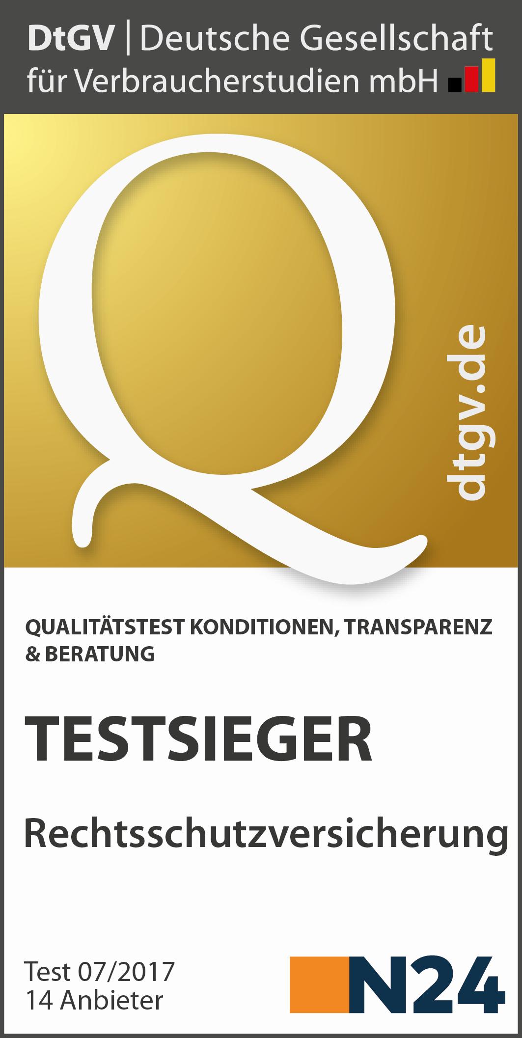 Rechtsschutzversicherung Test Von Konditionen Transparenz