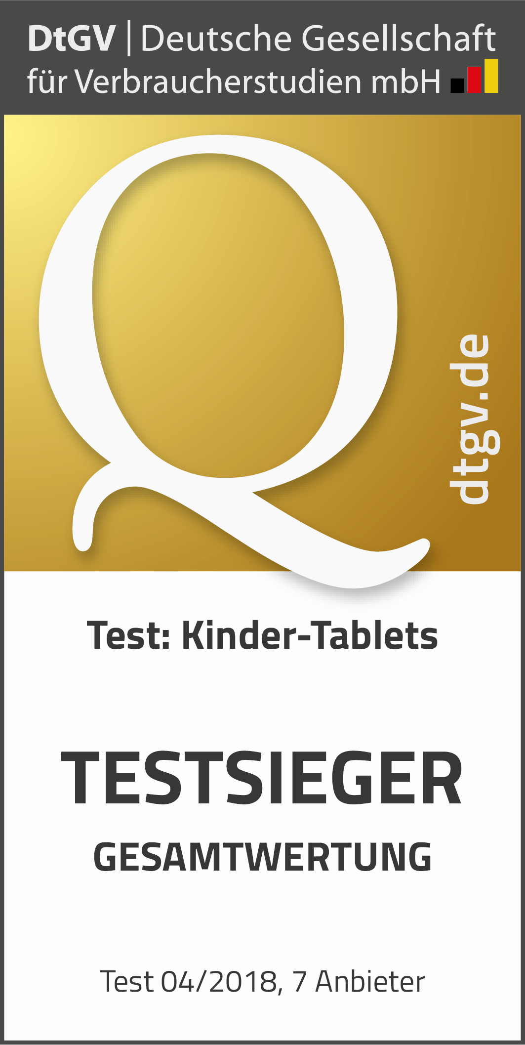 Produkt-Test: Kinder-Tablets